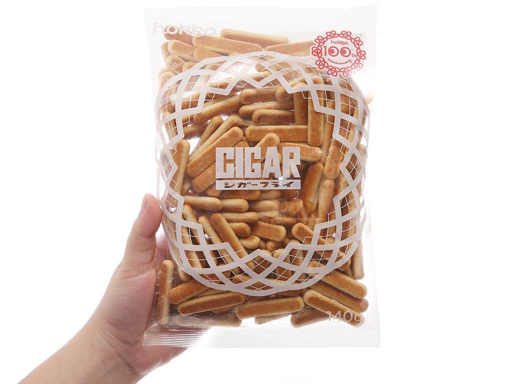 Bánh que chiên Hokka Cigar Fry gói 140g 3