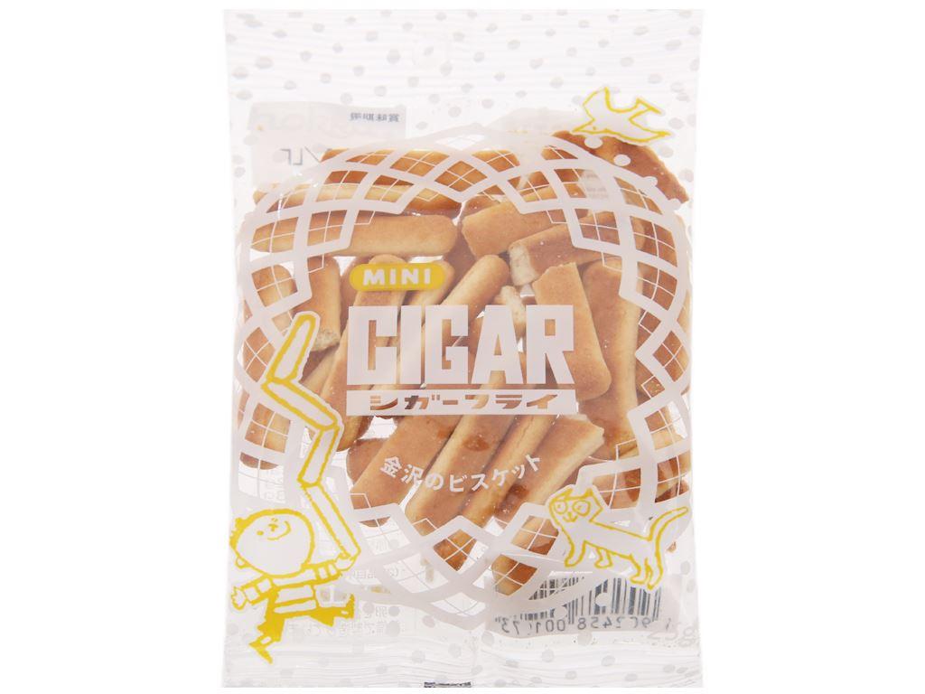Bánh que chiên Hokka Cigar Fry gói 25g 5