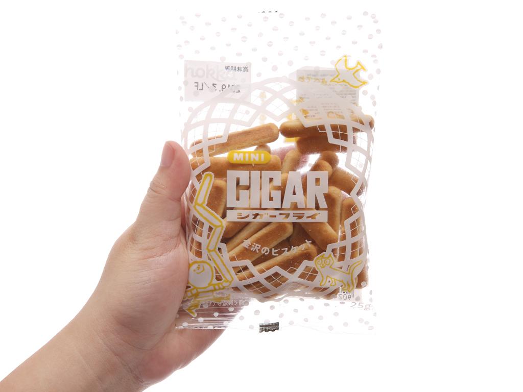 Bánh que chiên Cigar Fry Hokka gói 25g 3