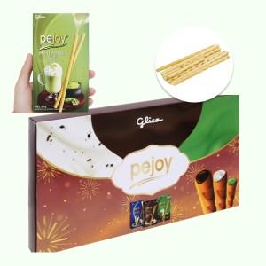 Bánh que Glico Pejoy vị hỗn hợp hộp 117g