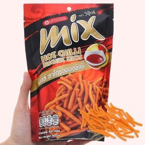 Bánh que Mix vị ớt cay gói 60g