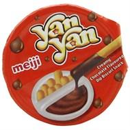 Bánh que chấm kem Meiji