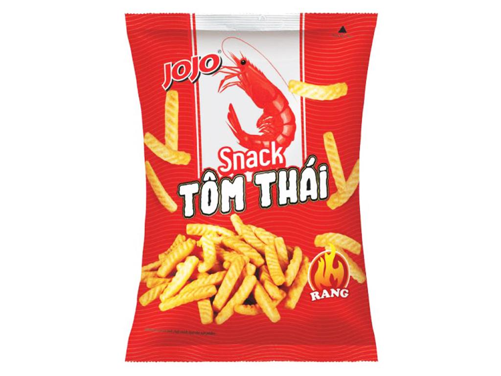 Snack tôm Thái JoJo gói 35g 1