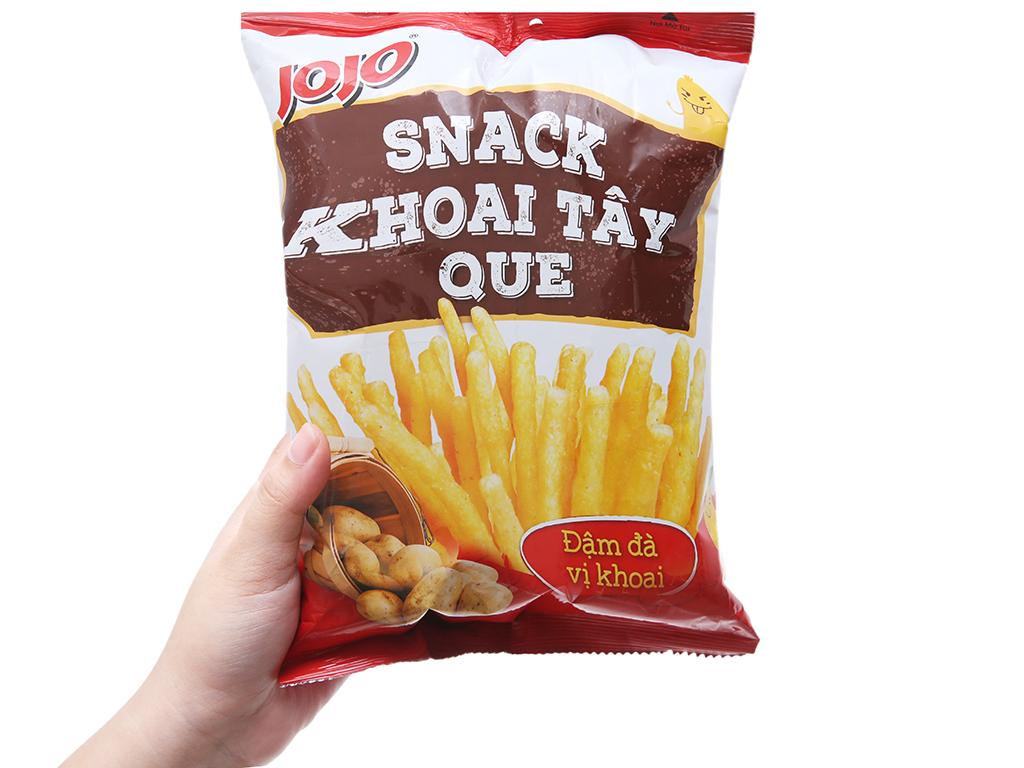 Snack khoai tây que JoJo gói 38g 3