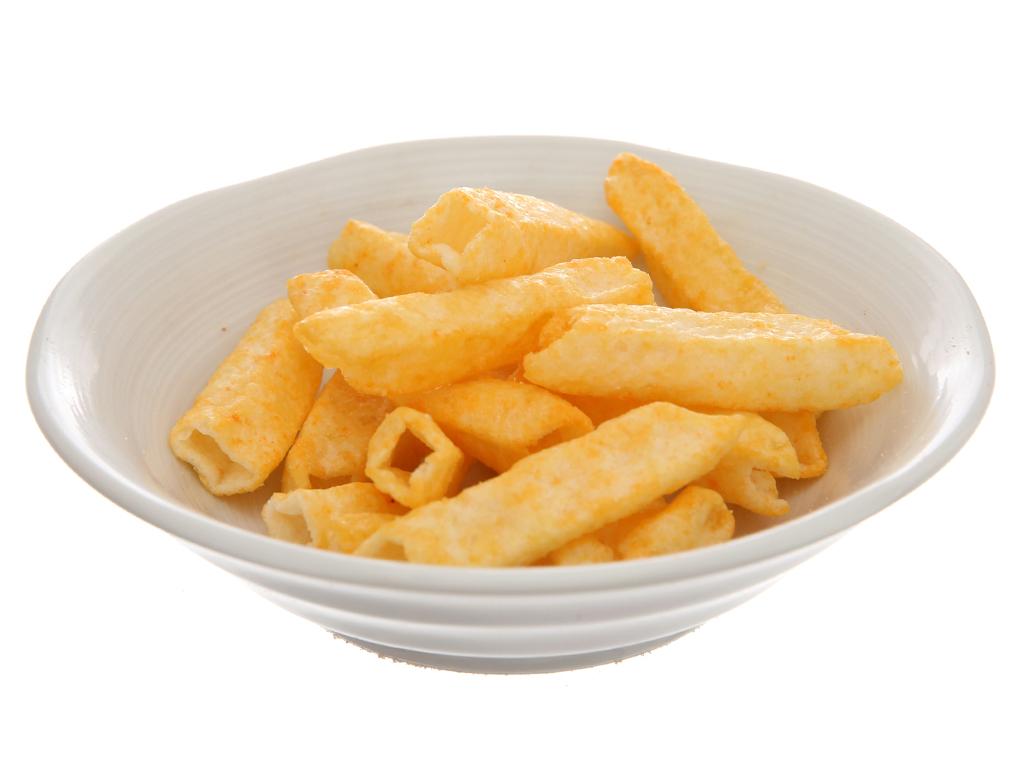 Snack khoai tây vị trứng muối TaYo X gói 28g 4