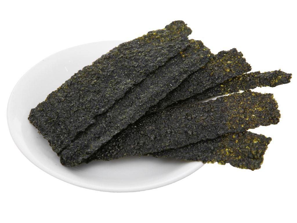 Snack rong biển giòn vị wasabi Tao Kae Noi gói 32g 4
