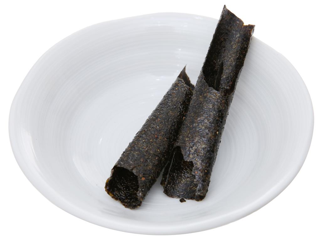 Snack rong biển nướng giòn Tao Kae Noi Big Roll Vị cay 21.6g 4