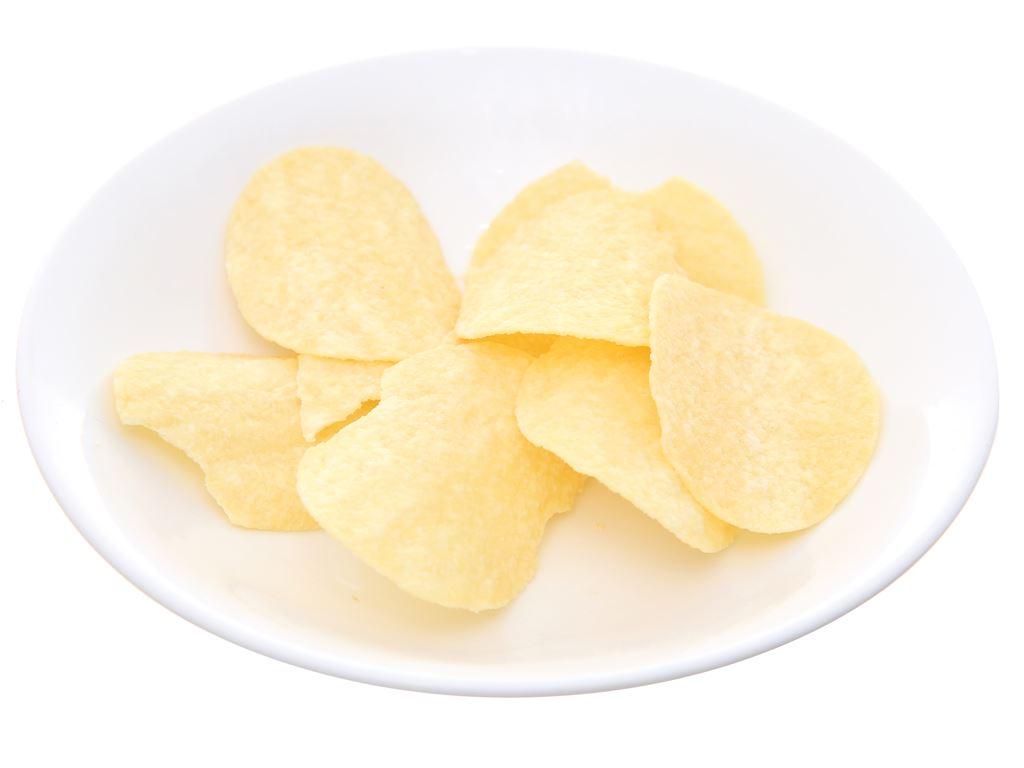 Snack khoai tây vị truyền thống Pringles lon 147g 4