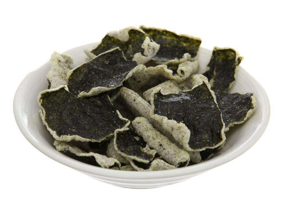 Snack rong biển vị truyền thống Bibigo gói 25g 4