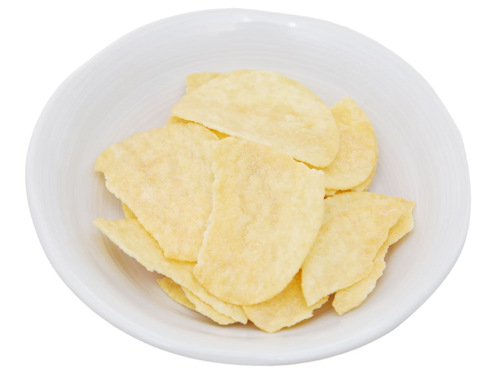 Snack khoai tây vị phô mai Pringles lon 147g 8