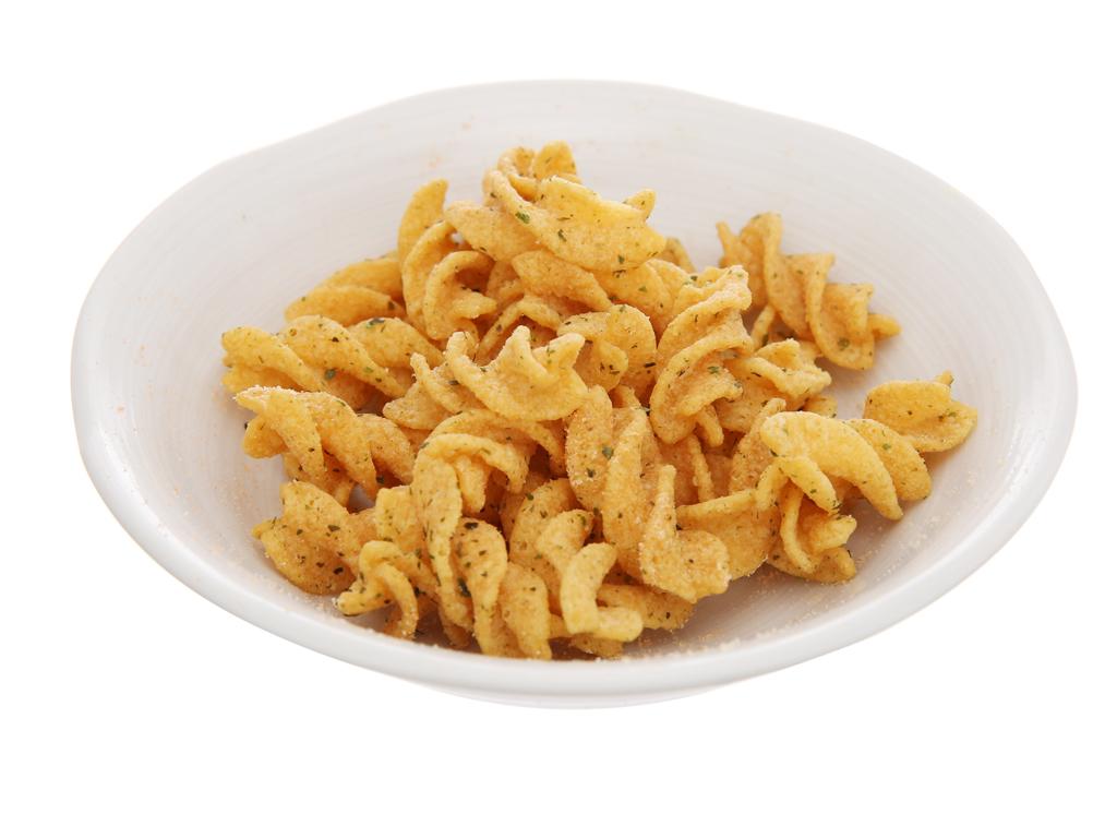 Snack đậu Hà Lan vị rong biển Koloko gói 57g 4