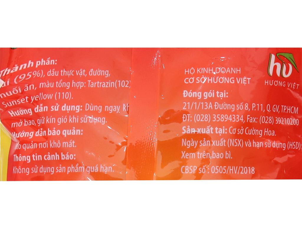 Nui chiên Ngon Dòn Hương Việt gói 200g 6
