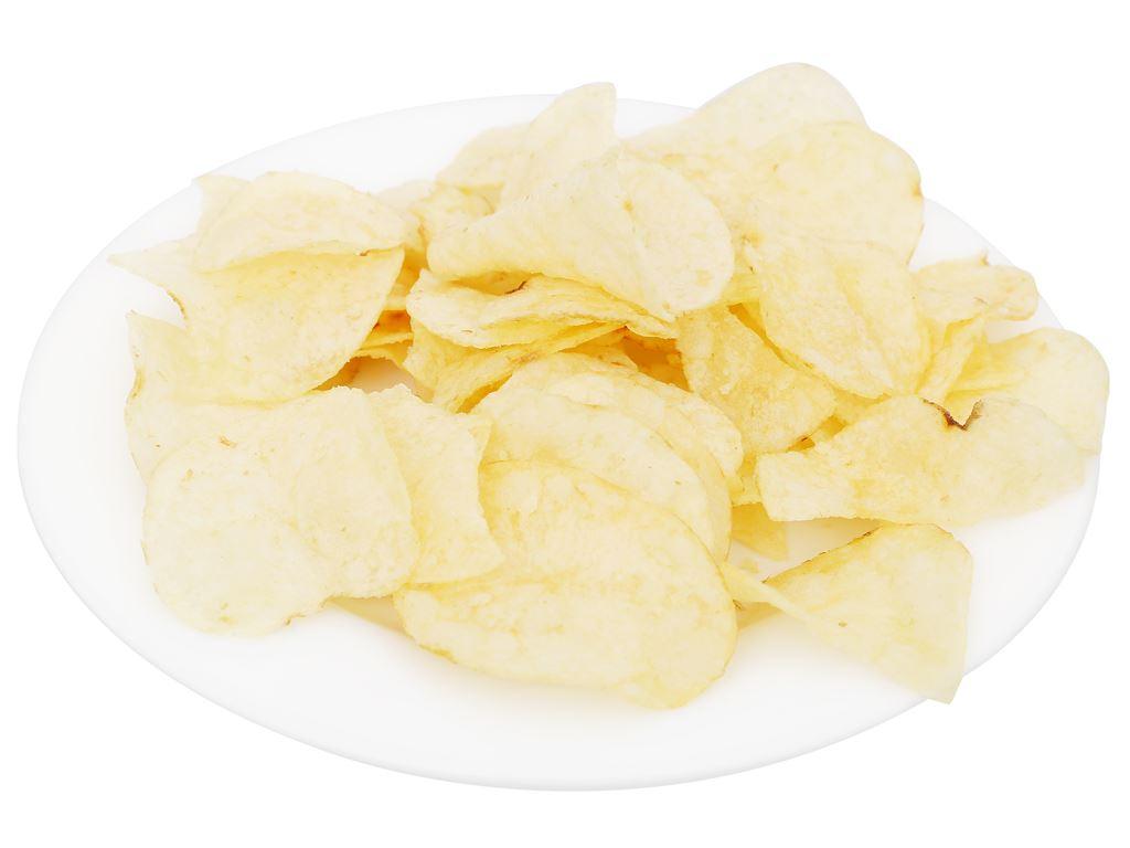 Snack khoai tây vị tự nhiên Classic Lay's gói 52g 5