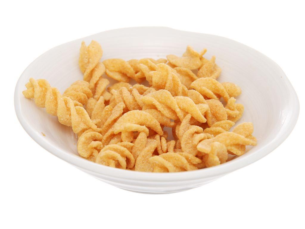 Snack đậu Hà Lan vị phô mai Koloko gói 57g 4
