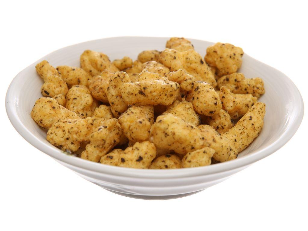 Snack vị mật ong tảo biển Toonies Rộp Rộp gói 45g 4