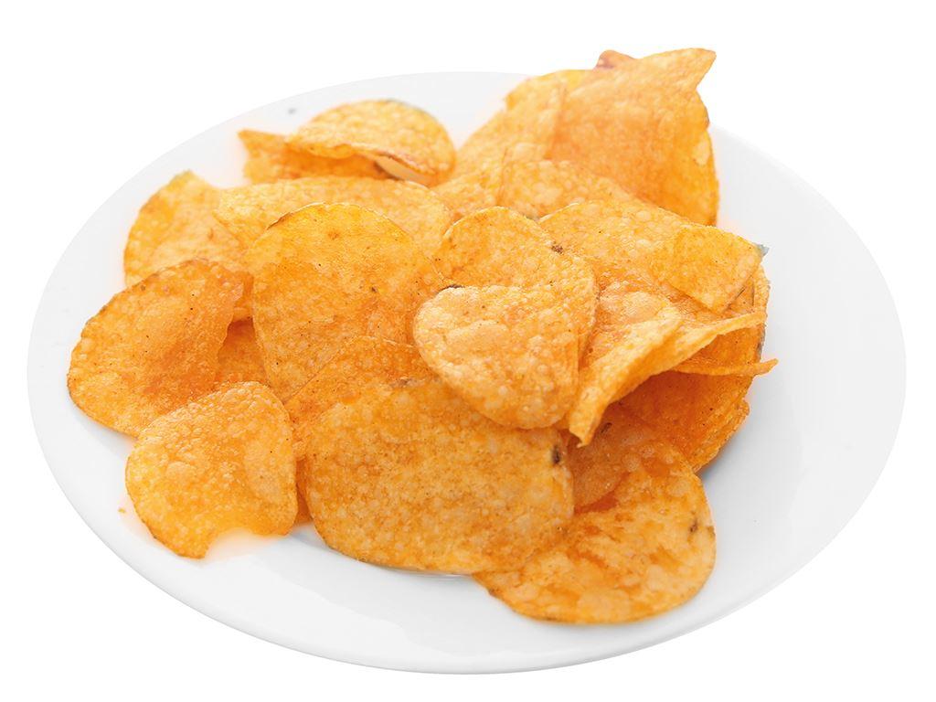 Snack khoai tây vị cay đặc biệt Karamucho gói 44g 10