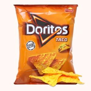 Snack Doritos vị Taco gói 65g