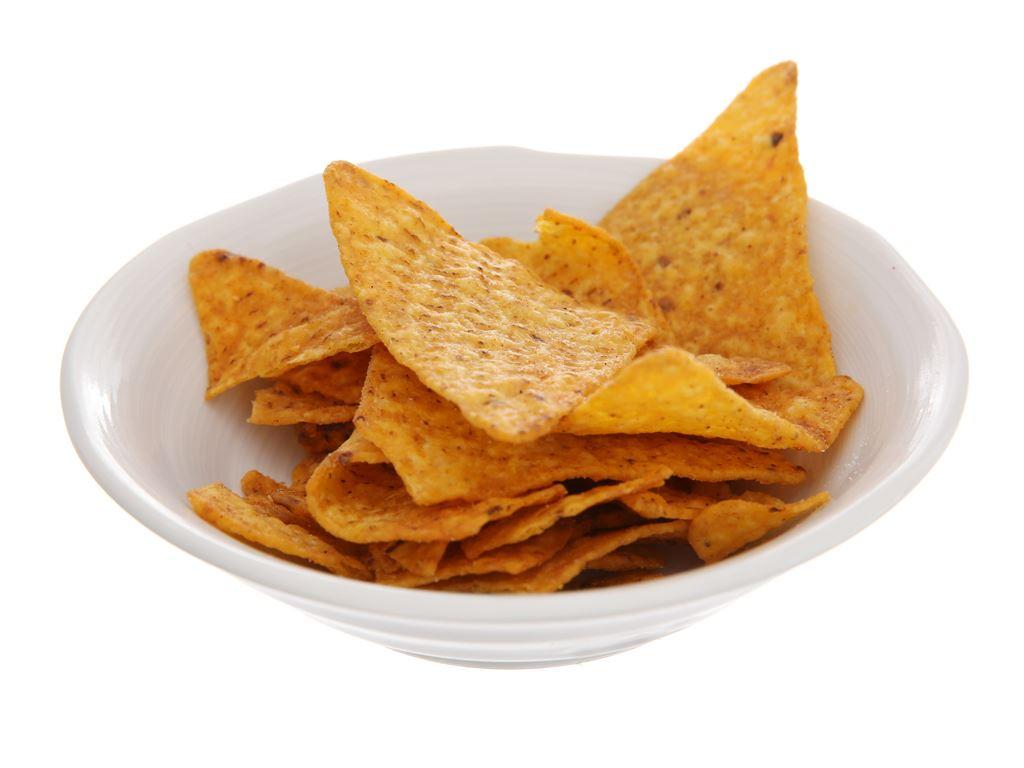 Snack Doritos vị Smokin' BBQ gói 65g 4