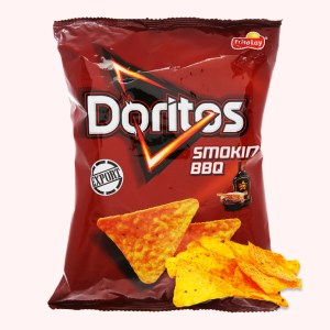 Snack Doritos vị Smokin' BBQ gói 65g