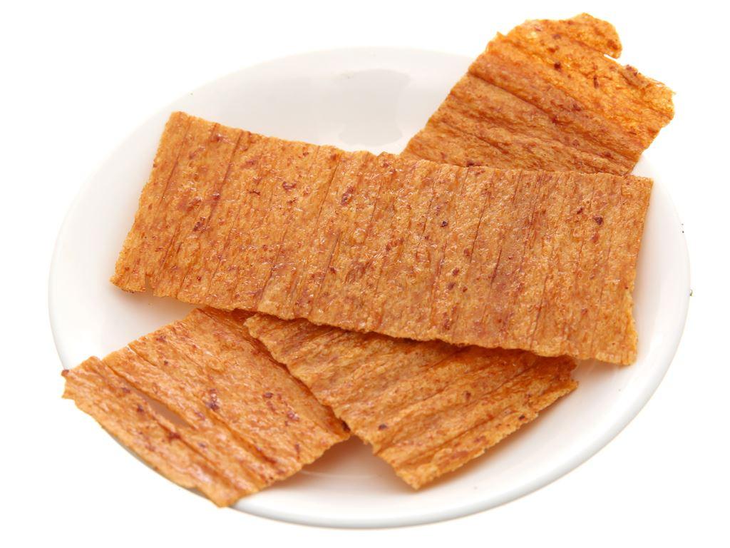 Snack hải sản tẩm gia vị cực cay Bento gói 20g 9