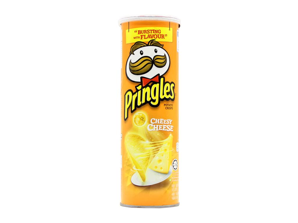 Snack khoai tây Pringles Vị phô mai 110g 1