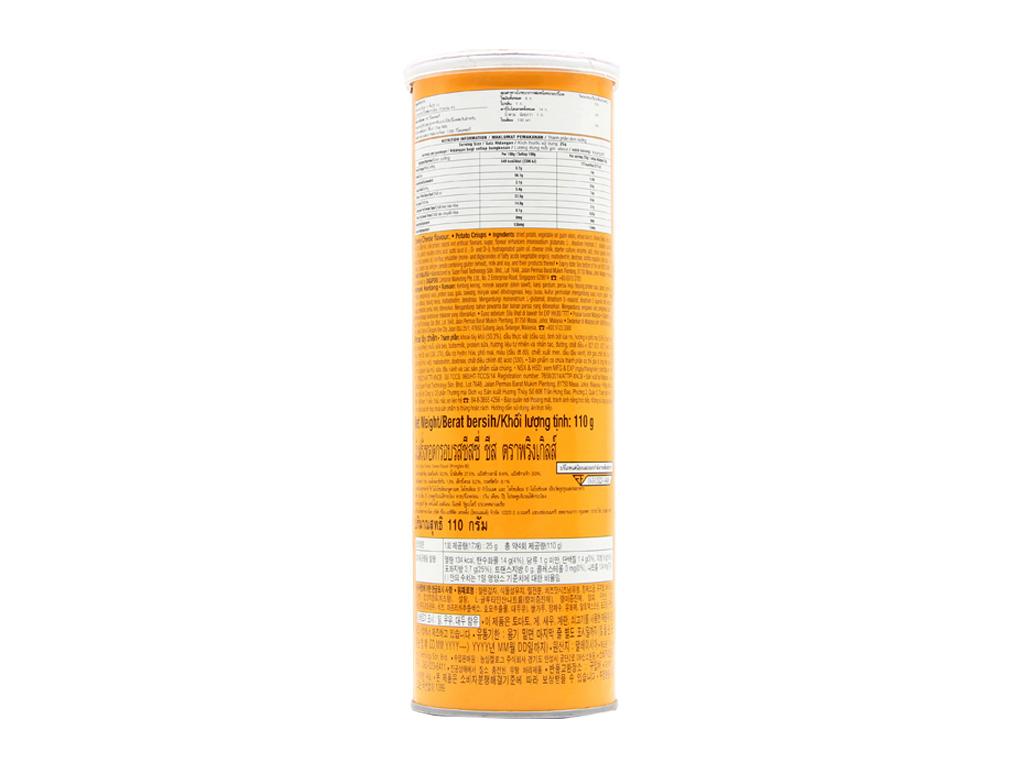 Snack khoai tây Pringles Vị phô mai 110g 2
