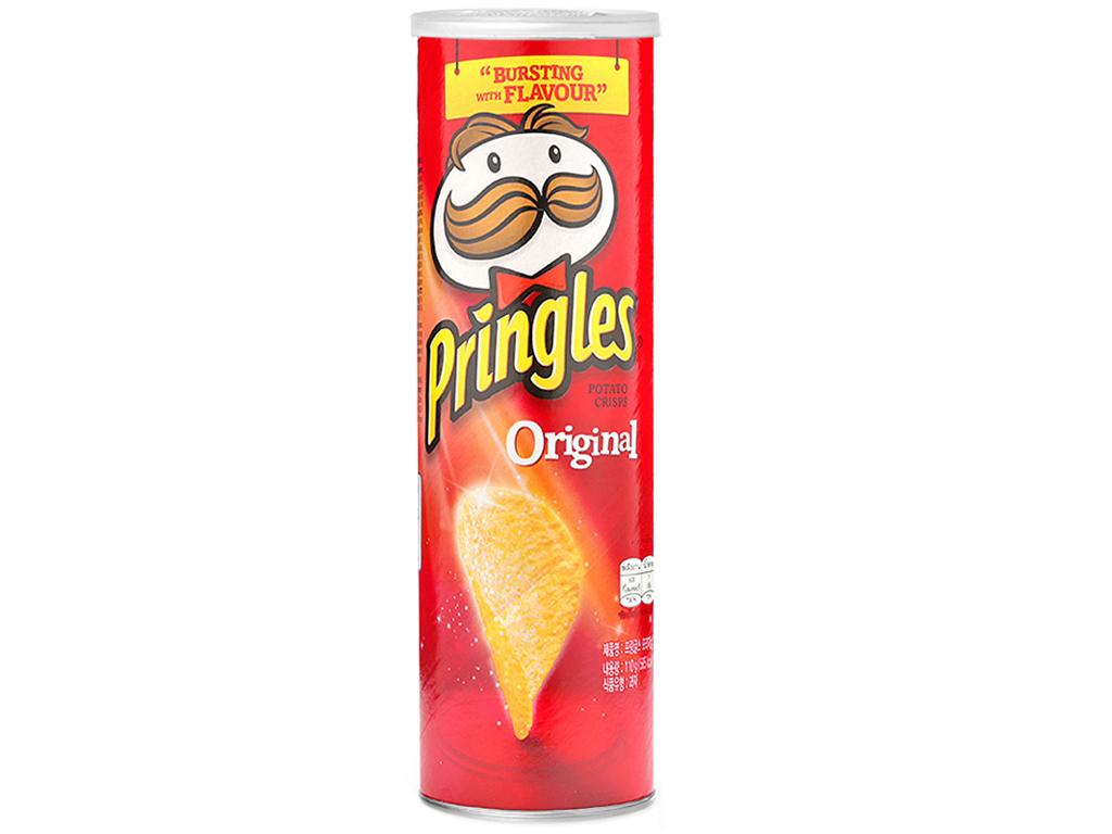Snack khoai tây Pringles Vị muối 110g 1