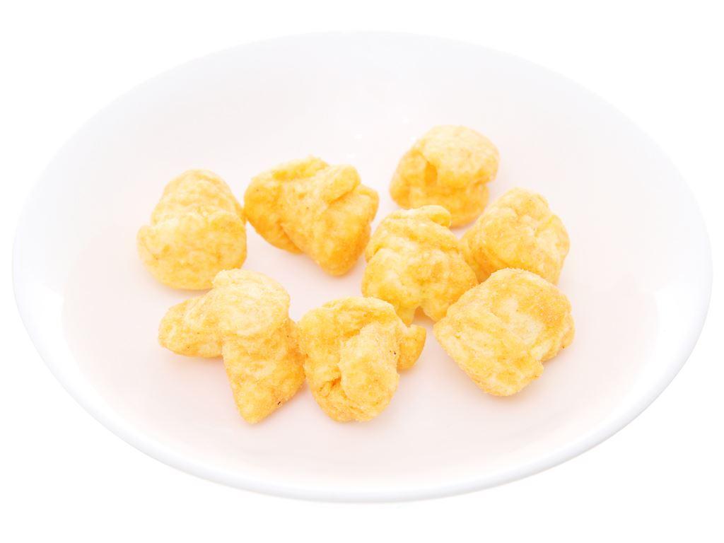 Snack bắp vị phô mai Oishi gói 40g 4
