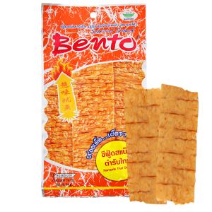 Snack hải sản tẩm gia vị Thái Bento gói 24g