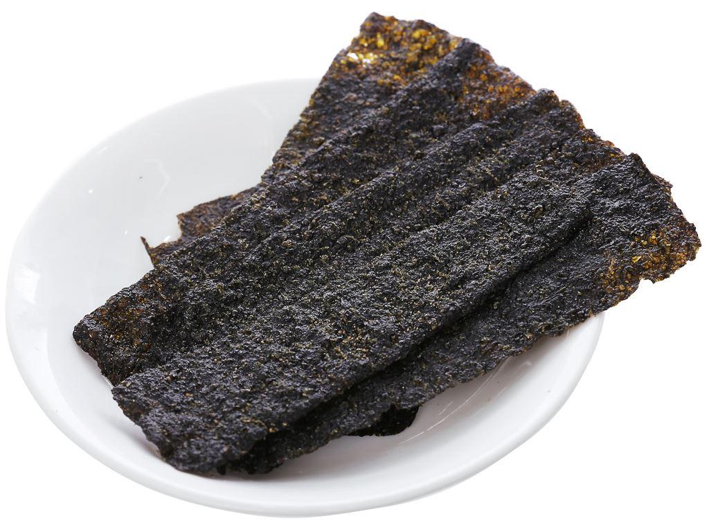 Snack tảo biển siêu giòn vị tự nhiên Tiểu Sư Phụ gói 16g 4