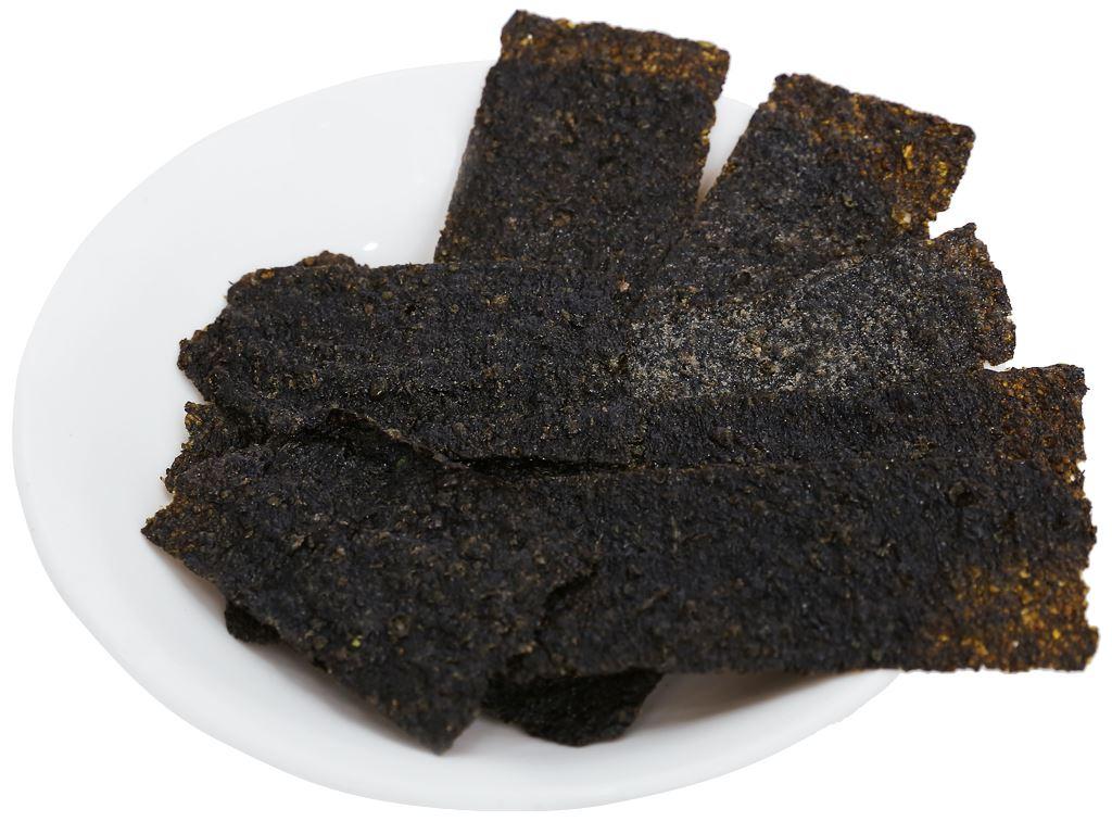 Snack tảo biển siêu giòn vị bắp nướng bơ Tiểu Sư Phụ gói 16g 4