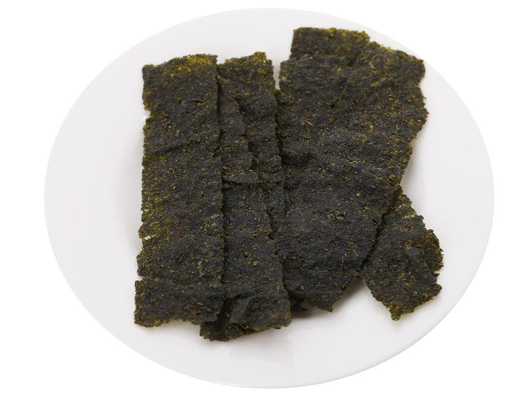 Snack rong biển vị truyền thống Seleco Nori gói 12g 7