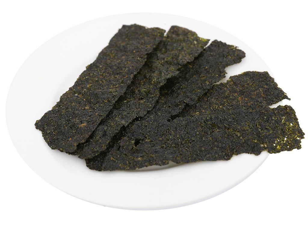 Snack rong biển vị BBQ Seleco Nori gói 12g 7