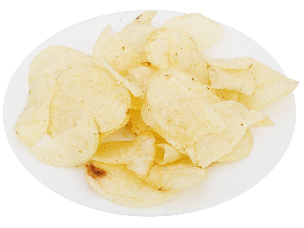 Snack khoai tây vị tự nhiên Lay's gói 29g 6