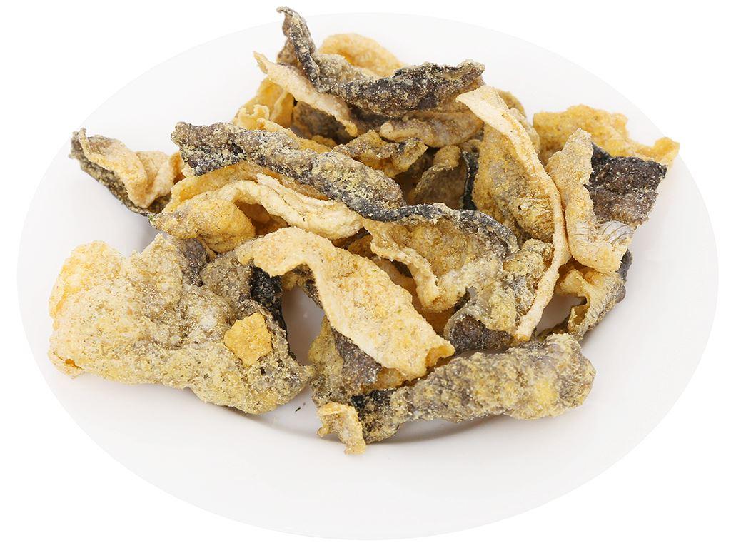 Snack da cá vị trứng muối Pati gói 50g 5