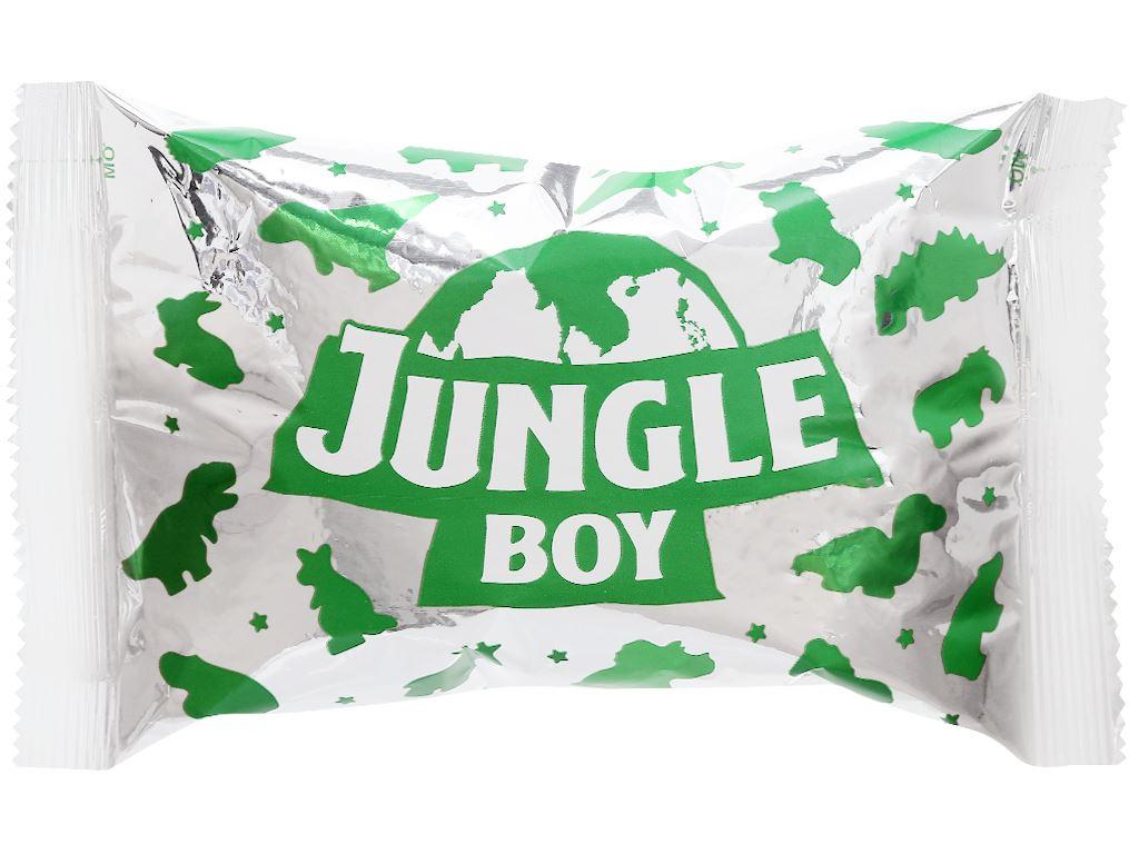 Bánh Jungle Boy T-Rex sườn bò sốt cam Orion hộp 35g (bao bì ngẫu nhiên) 4