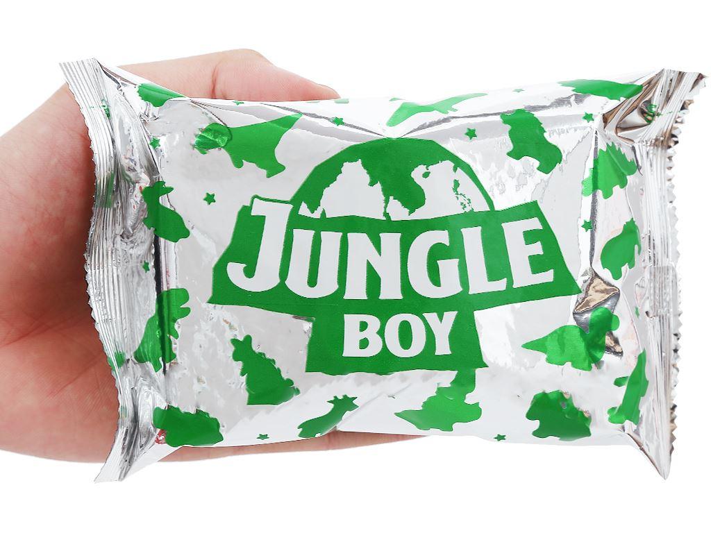 Bánh Jungle Boy T-Rex sườn bò sốt cam Orion hộp 35g (bao bì ngẫu nhiên) 6