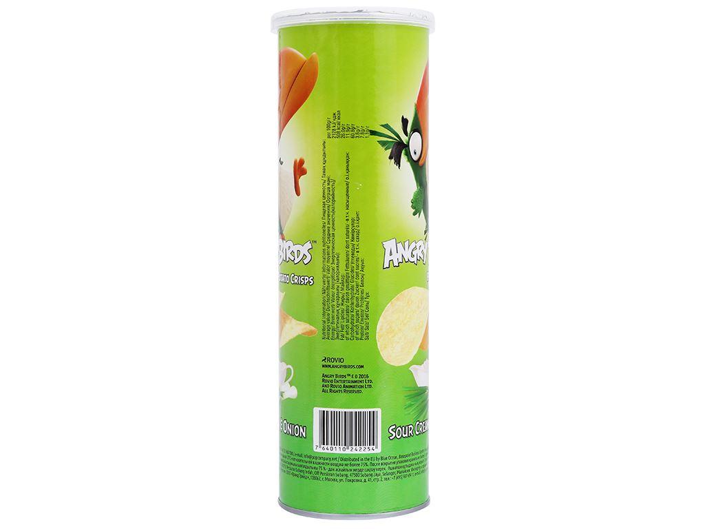 Khoai tây chiên Angry Birds vị hành lon 100g 3
