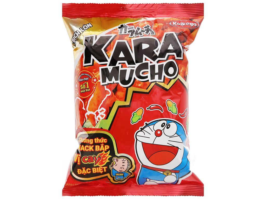 Snack khoai tây vị cay đặc biệt Karamucho gói 70g 1