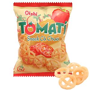 Snack cà chua Oishi Tomati gói 8g