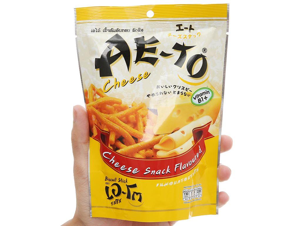 Snack vị phô mai Ae-to gói 25g 4