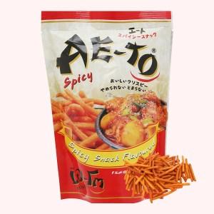 Snack vị cay Ae-to gói 65g