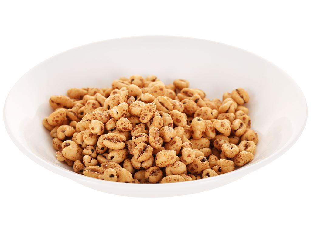 Snack lúa mạch vị caramel Usagi gói 60g 5