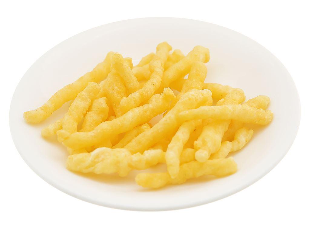 Snack bắp Green's A vị sữa bắp gói 36g 6