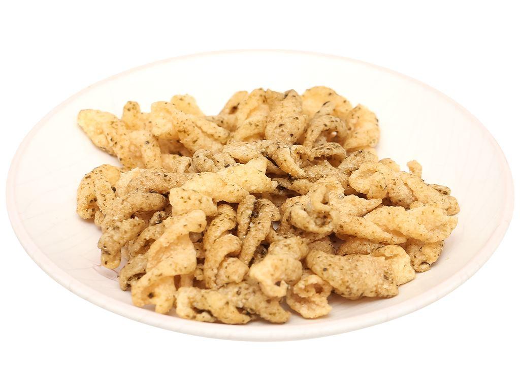 Snack quẩy xoắn vị rong biển Dong Hwa gói 140g 5