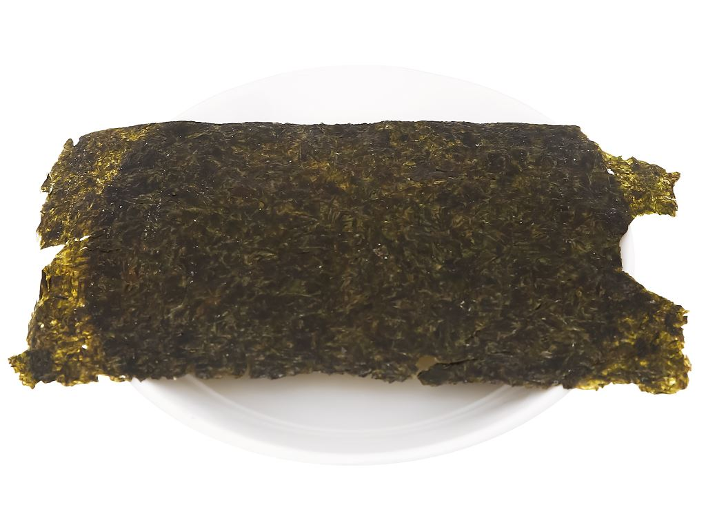Snack rong biển miếng vị truyền thống Norisun 3g 5