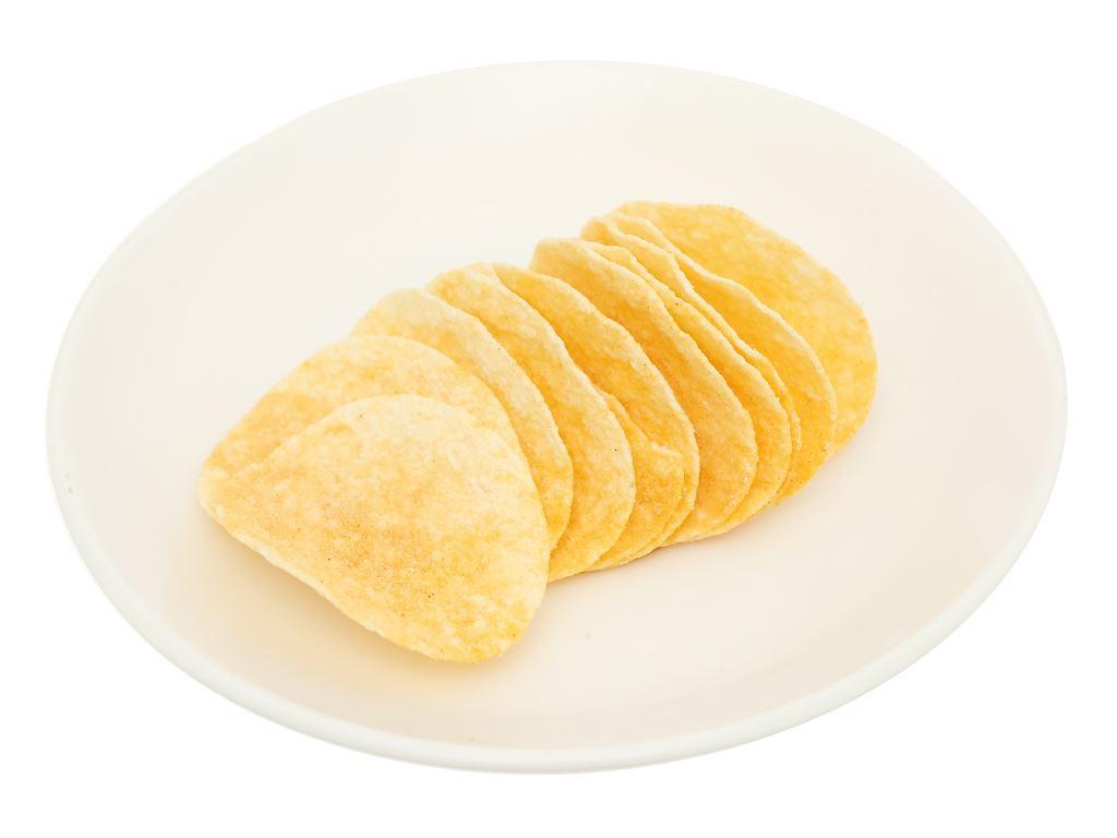 Snack khoai tây vị mực sốt cay Lay's stax gói 38g 5