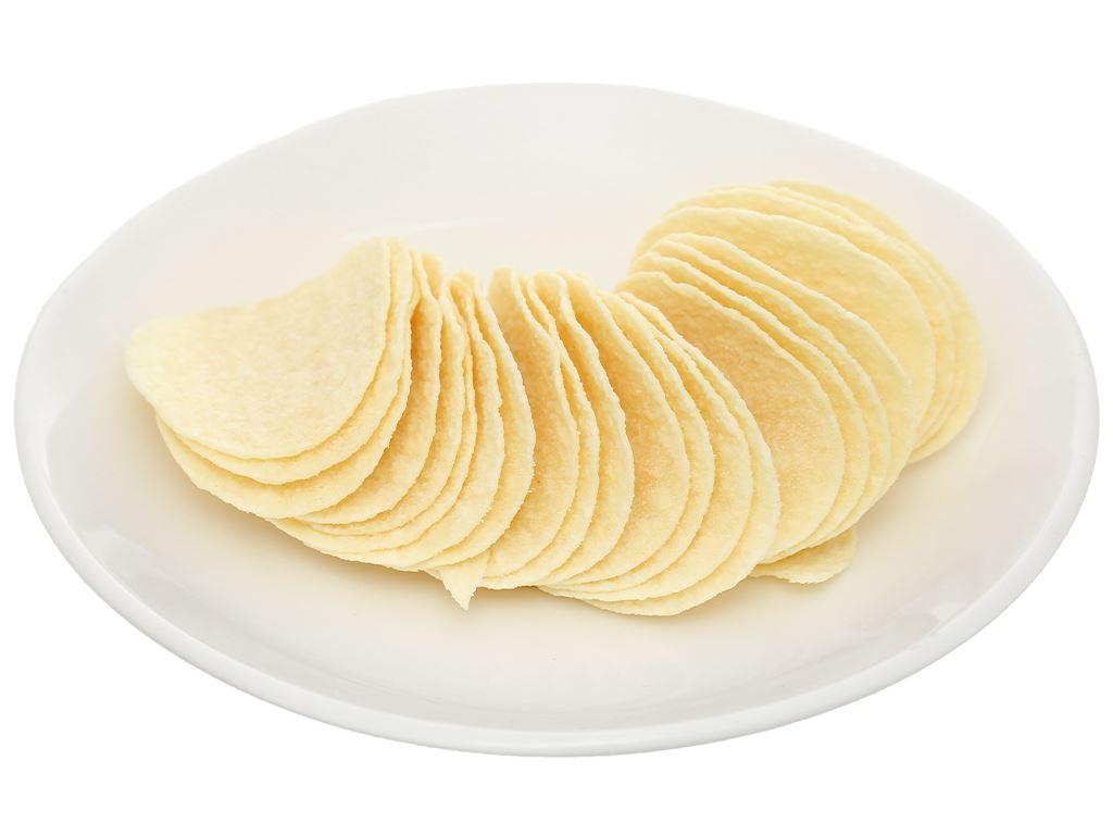 Snack khoai tây vị tự nhiên Lay's stax gói 38g 5