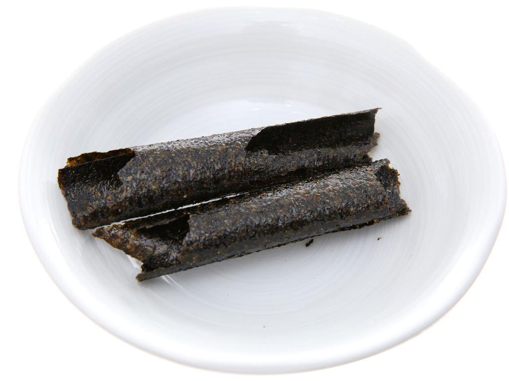 Snack rong biển nướng giòn vị cay Tao Kae Noi Big Roll gói 3g 10