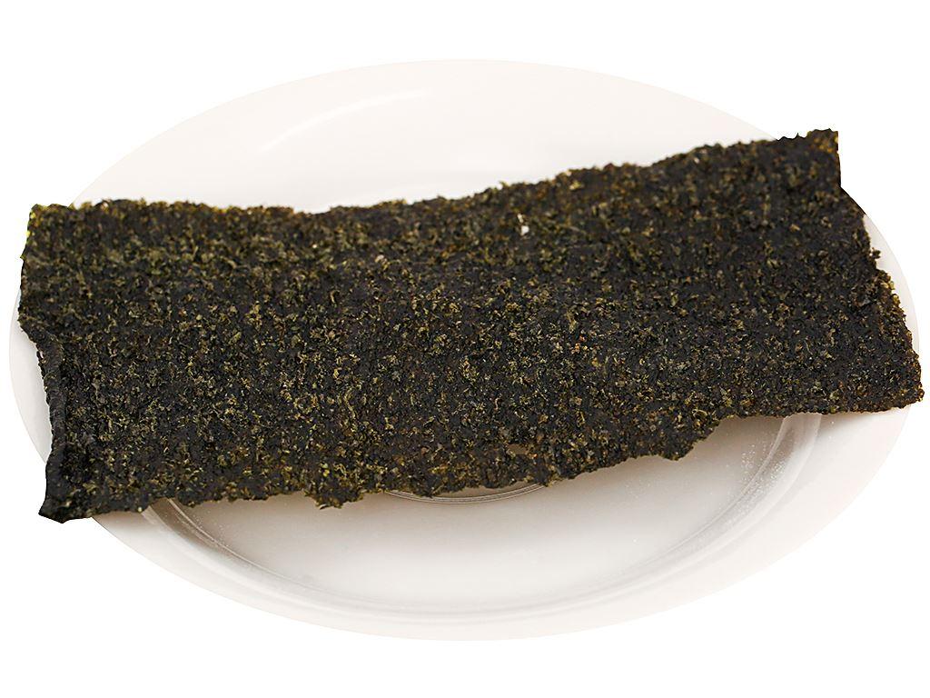 Snack rong biển giòn vị cay Tao Kae Noi Big Sheet gói 3.2g 10
